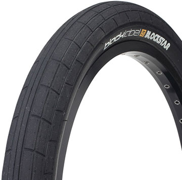 Black Label BlockStar BMX Tire