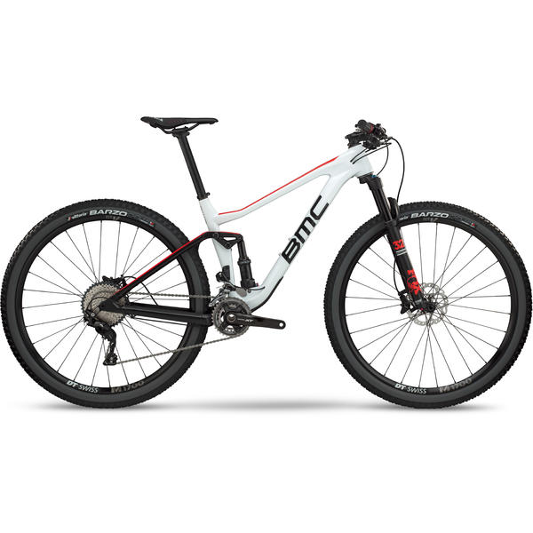 BMC Agonist 02 ONE Color: White