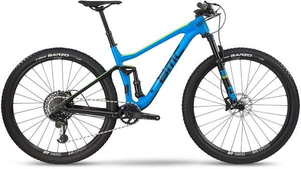 BMC Agonist 02 ONE Color: Blue/Black/Yellow