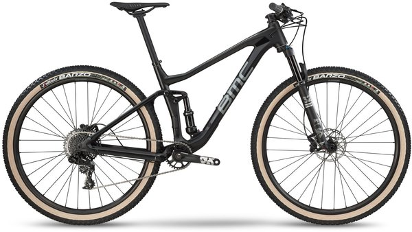 BMC Agonist 02 TWO Color: Carbon/Grey/White