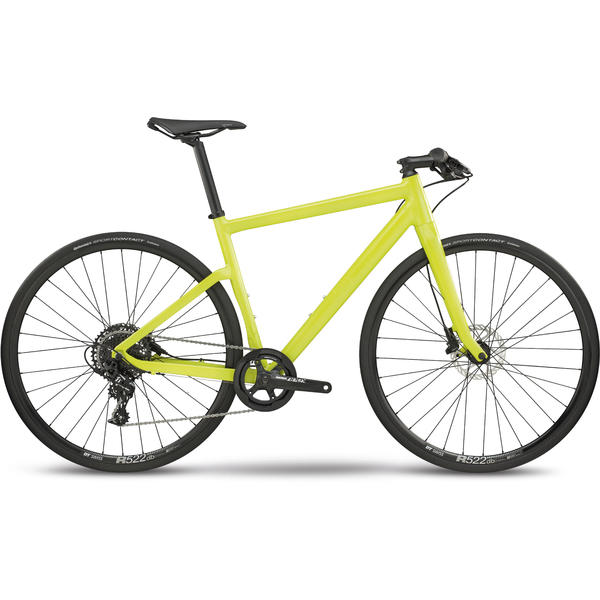 BMC Alpenchallenge AC01 FOUR Color: Lime