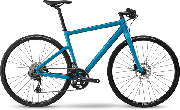 BMC Alpenchallenge 01 Three Color: Azure