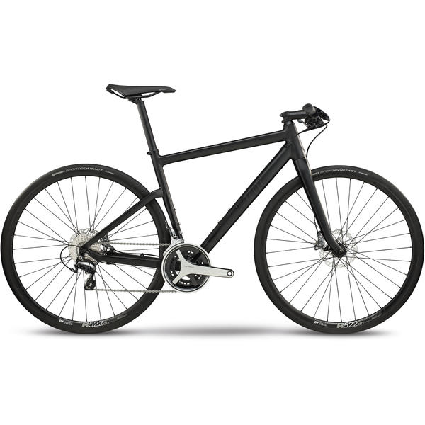 BMC Alpenchallenge AC01 TWO Color: Black