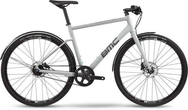 BMC Alpenchallenge 02 One Color: Airforce Grey/Reflective