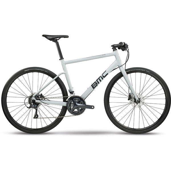 BMC Alpenchallenge AC02 THREE Color: Grey