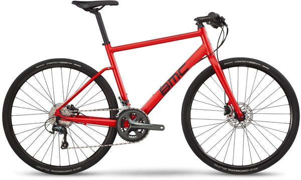 BMC Alpenchallenge 02 TWO Color: Super Red