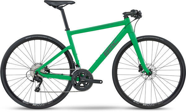 BMC alpenchallenge AC01 105 Color: Green