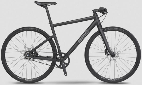 BMC alpenchallenge AC01 IGH Alfine 8 Color: Stealth