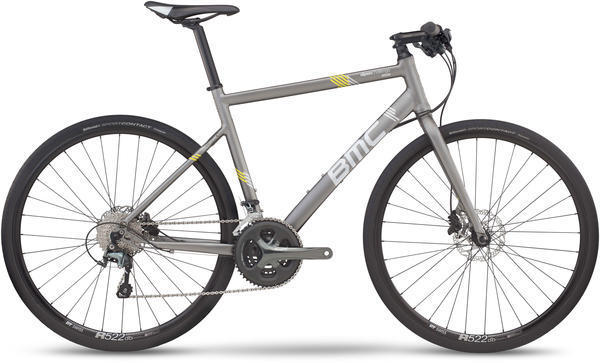 BMC alpenchallenge AC02 Tiagra Color: Gray/Yellow