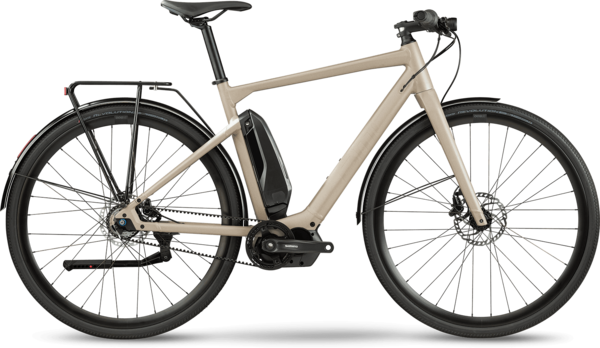 BMC Alpenchallenge AMP AL CITY ONE Color: Grey