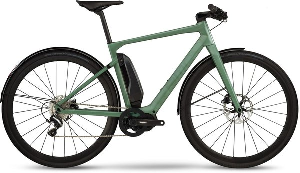 BMC Alpenchallenge AMP City LTD Color: Fisher Green