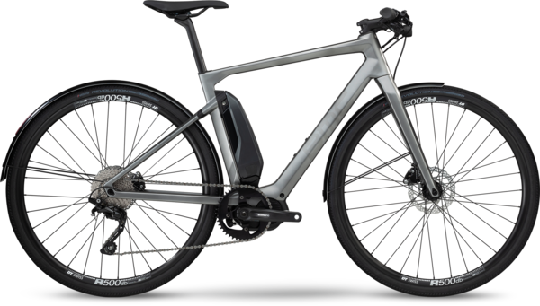 BMC Alpenchallenge AMP City One Color: Gunmetal