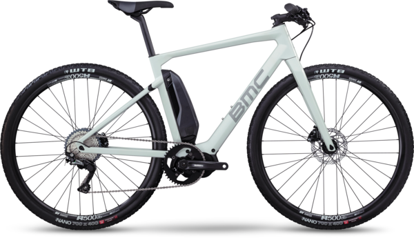 BMC Alpenchallenge AMP Cross One Color: Off White