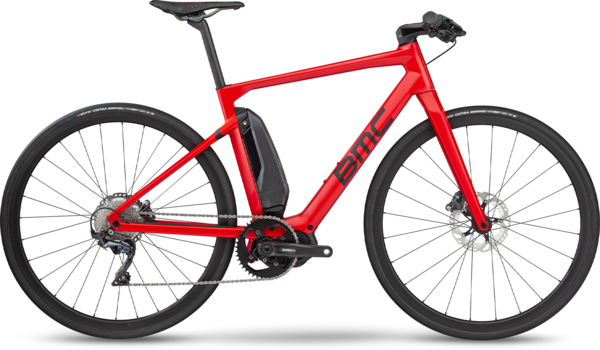 BMC Alpenchallenge AMP Sport LTD Color: Super Red