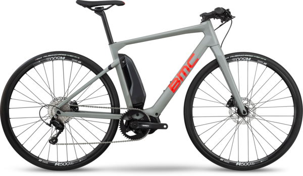 BMC Alpenchallenge AMP Sport One Color: Airforce Grey