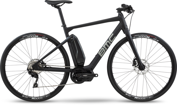 BMC Alpenchallenge AMP Sport Two Color: Black Powdercoat