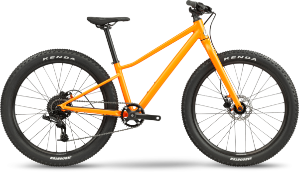 BMC Blast 24 Color: Orange/Black/White