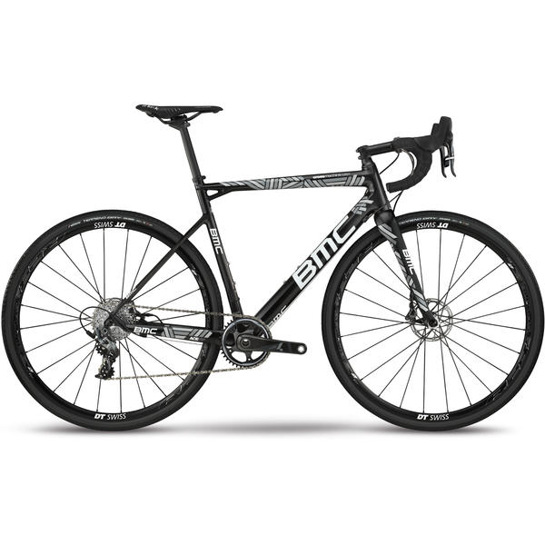 BMC Crossmachine CX01 ONE Color: Carbon White