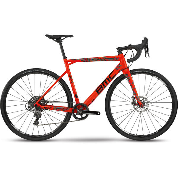 BMC Crossmachine CX01 TWO Color: Neon Red