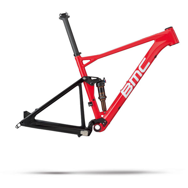 BMC Fourstroke 01 FRS Color: Team Red