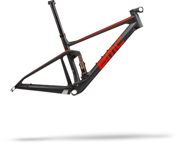 BMC Fourstroke 01 Frame Color: Carbon/Red