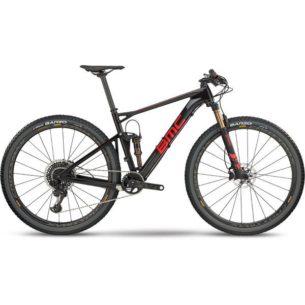 BMC Fourstroke 01 ONE Color: Carbon Red
