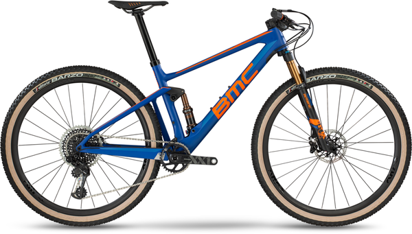 BMC Fourstroke 01 ONE Color: Ultramarine