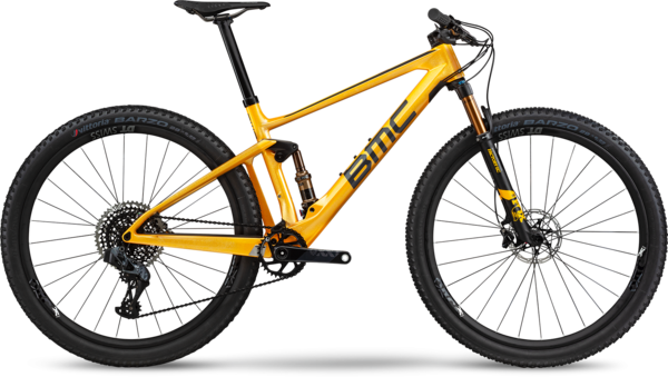 BMC Fourstroke 01 One Color: Gold Flake