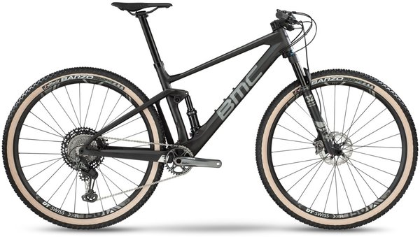BMC Fourstroke 01 TWO Color: Stealth