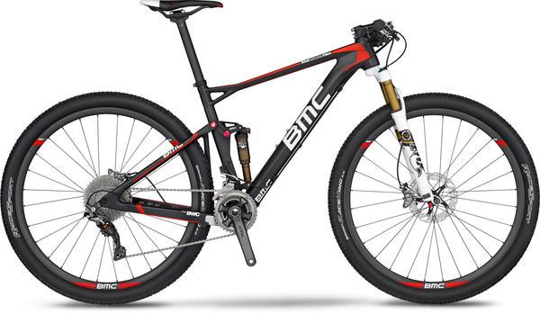 BMC Fourstroke FS01 29 (XTR)