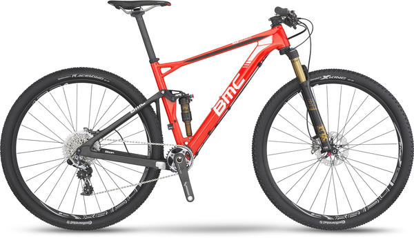 BMC Fourstroke 01 (XX1) Color: SuperRed