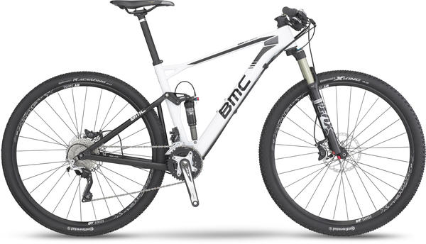 BMC Fourstroke 02 (SLX-XT) Color: Champion