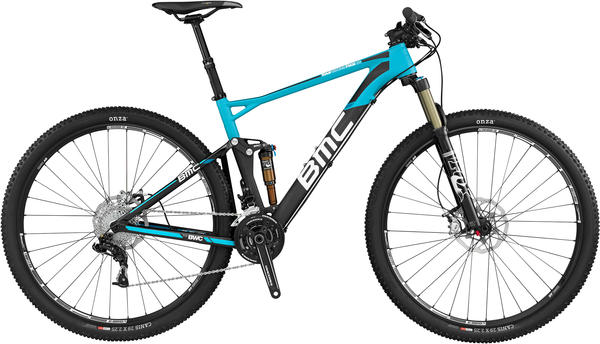 BMC Fourstroke FS02 (Trailcrew)