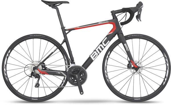 BMC Granfondo GF01 Disc (105) Color: Swiss