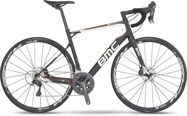 BMC Granfondo GF01 Disc (Ultegra) Color: White