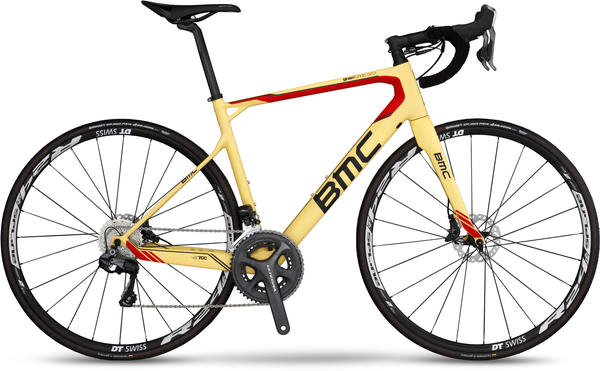 BMC Granfondo GF01 Disc (Ultegra Di2) Color: Coffee
