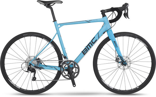 BMC Granfondo GF02 Disc (105) Color: Blue