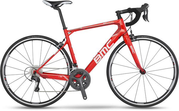 BMC granfondo GF02 Ultegra Color: SuperRed
