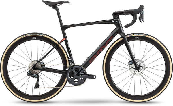 BMC Roadmachine 01 Four Color: Black/Red