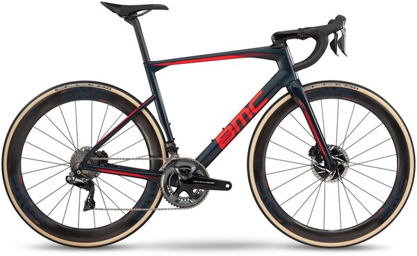 BMC Roadmachine 01 ONE Color: Steel Blue