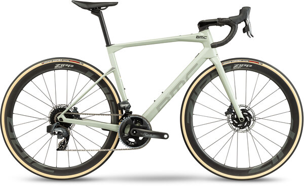 BMC Roadmachine 01 THREE Color: Green Sand