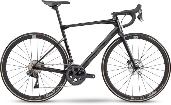 BMC Roadmachine 02 One Color: Gloss Black/Carbon