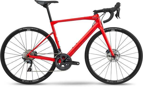 BMC Roadmachine 02 Two Color: Super Red