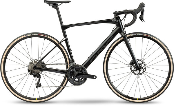 BMC Roadmachine FOUR Color: Carbon Grey