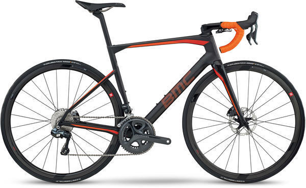 BMC roadmachine 01 Ultegra Di2 Color: Sunrise
