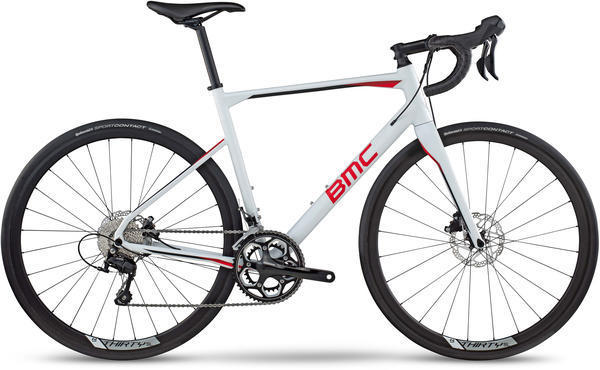 BMC roadmachine 03 105 Color: White Red