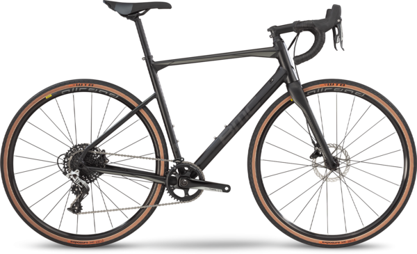 BMC Roadmachine X Color: Stealth