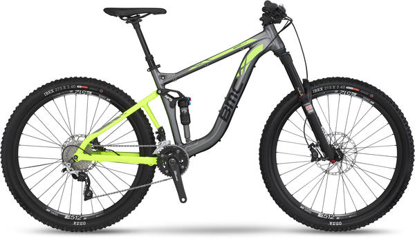 BMC Speedfox 03 Trailcrew (SLX-XT)