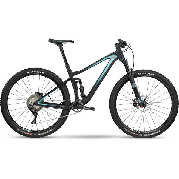 BMC Speedfox 02 TWO Color: Black Blue