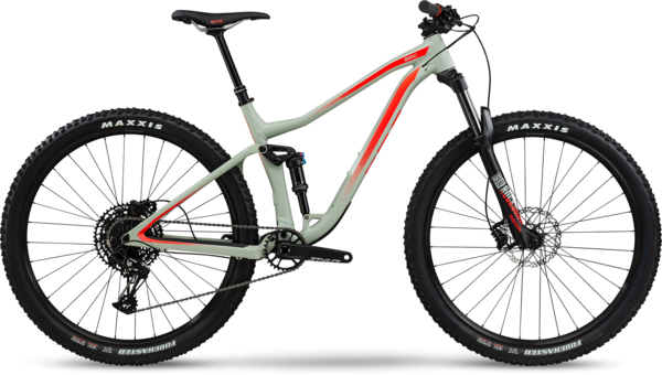 BMC Speedfox 03 One Color: Green Sand